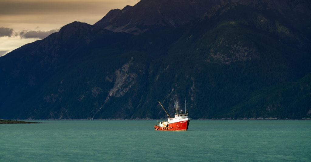 Alaska federal commercial fishing permits